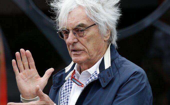 Eklston napustio F1 posle skoro četiri decenije!