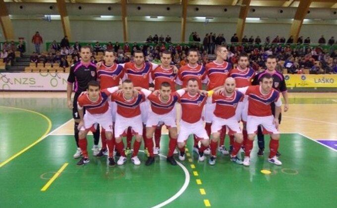 Futsal Kup - Pobeda Ekonomca na startu Elitne runde