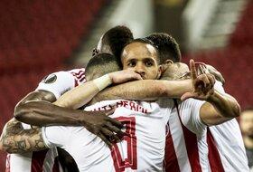 Živkovići upoznali moćni Olimpijakos, PAOK pregažen u Pireju!
