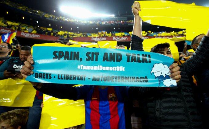 Paklenih 10 dana, raspored ponovo tema na relaciji Katalonija-Madrid