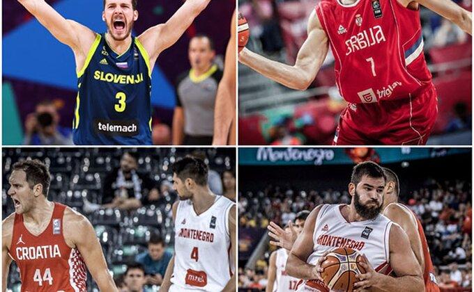 Da li bi neko mogao da zaustavi ex-Yu tim na Eurobasketu ove godine?