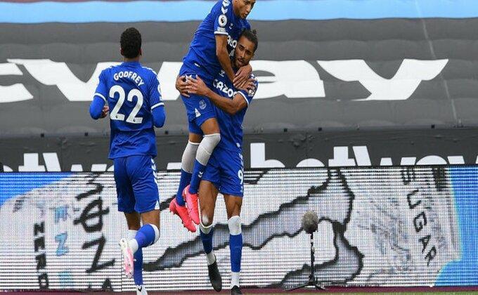 Everton igrao za Liverpul, Vest Hem sve dalje od Lige šampiona