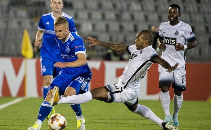 Novi kiks - Dinamo Kijev u lošoj formi pred Jang bojs