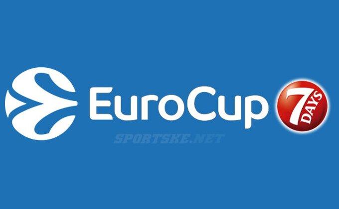 Evrokup - Počela Top 16 faza, pobede Breše i Tofaša, Grci postigli 3 poena za četvrtinu!