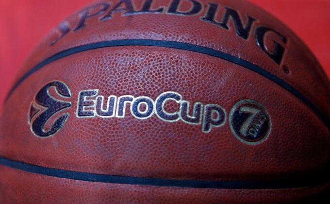Imamo sve četvrtfinalne parove Evrokupa, Budućnost brani čast ABA lige!