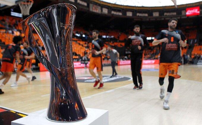 EK - Valensiji trofej i Evroliga, Partizanu nada!