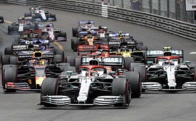 Sprint kvalifikacije ove sezone na tri trkačka vikenda F1