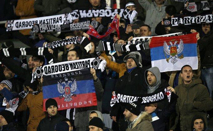 Česi oduševljeni - Evo šta su poručili navijačima Partizana!