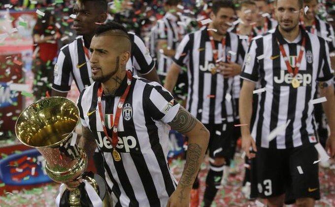 Vidal se dogovorio sa Arsenom!?