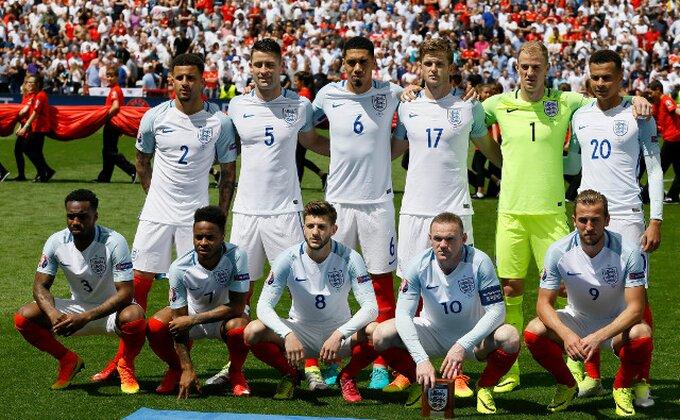 Kada bi Englezi ovako igrali i na takmičenjima, a ne samo u kvalifikacijama