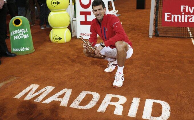 """Novak pred RG: """"Dobio sam ono što sam tražio"""""""