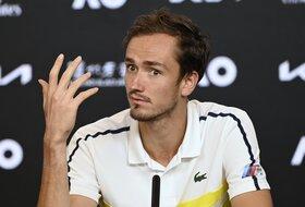 """Medvedev otkrio sa kim je najteže igrati: """"Sa Novakom je najzanimljivije"""""""