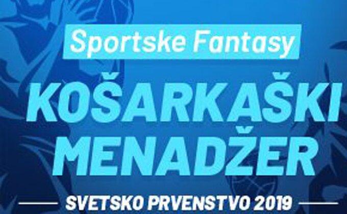 Smete li basketa? Fantazi menadžer, Mundobasket!