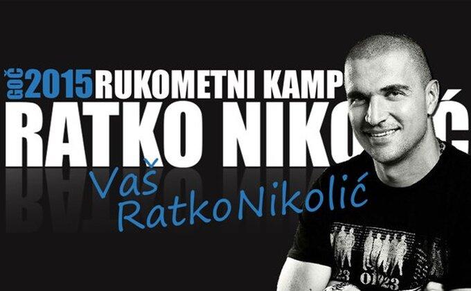 Nova iznenađenja na kampu Ratka Nikolića!