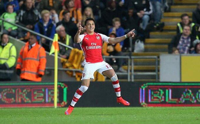Lepršavi Arsenal, povratak Vilšira!
