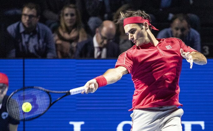 Federer jedva čeka novi meč sa Novakom!