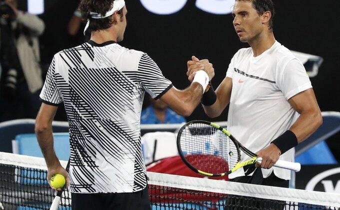 Da li će Nadal i Federer gledati finale?