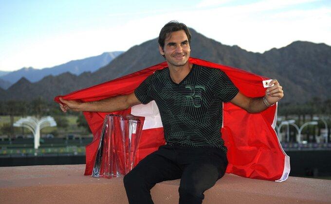 Nezaustavljivi Rodžer Federer! Pao i Del Potro!