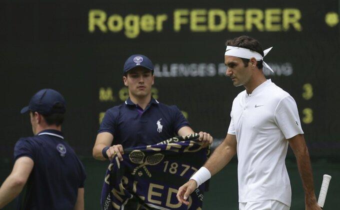 Federer u četvrfinalu turnira u Bazelu