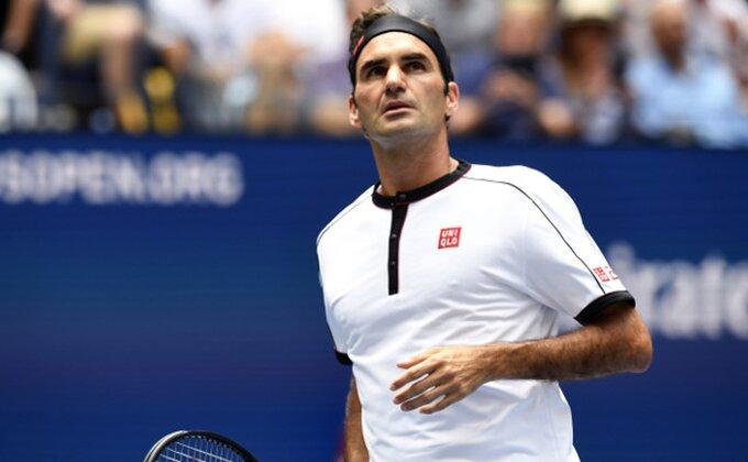 Tako to radi veliki Rodžer Federer! I to je tek početak!
