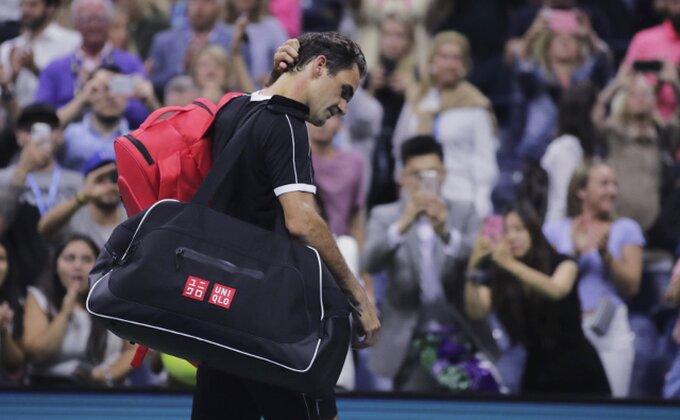 Federer počeo porazom u Londonu