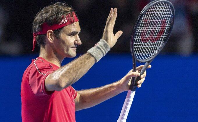 Federer silovito startovao na domaćem terenu, sledi li duel sa Srbinom?