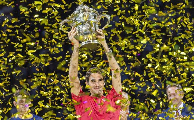 Posle titule, Federer odustao: ''Izvinjavam se...''