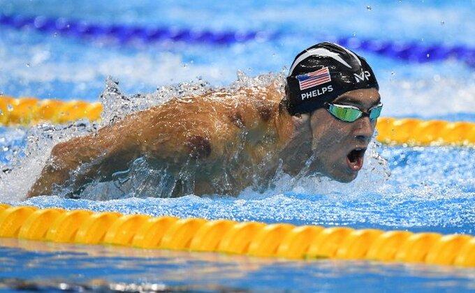 ČUDO OD ČOVEKA! Felpsu 22. olimpijsko zlato!
