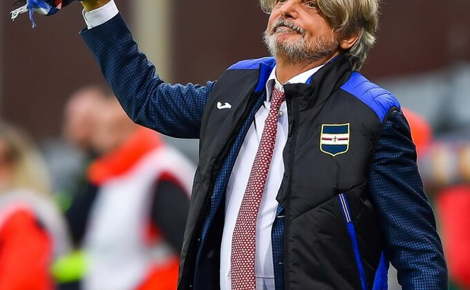 FS Italije ne prašta, vlasnik Sampdorije debelo kažnjen!
