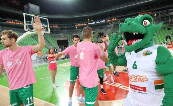 ABA - Primorska razbijena, Cedevita Olimpija opet među vodećima