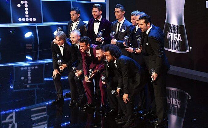"""FIFA """"The Best"""" - Evo kako su glasali Mesi i Ronaldo, a kako Bane Ivanović i Muslin!"""
