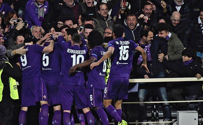 Utakmica za anale - Fiorentina pobedila Inter uz 9 golova na meču!