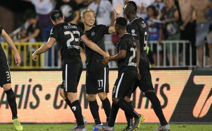 Asano izneo prve utiske o Partizanu i Srbiji, a onda progovorio o - Milanu Stankoviću!