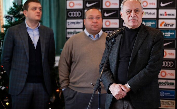 ''Crno na belo'', Partizan se izjasnio PROTIV!