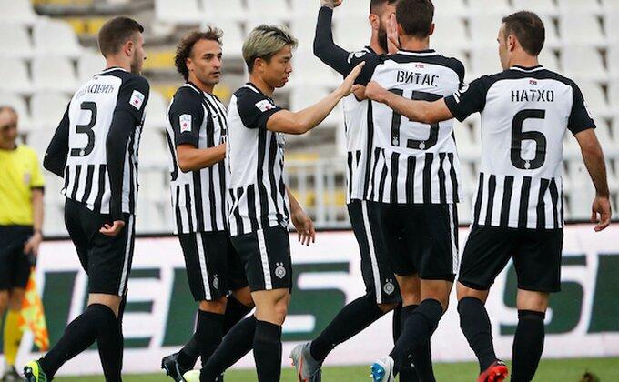 Partizan u Subotici - Dvojicu fudbalera Savo posebno čuva za derbi!