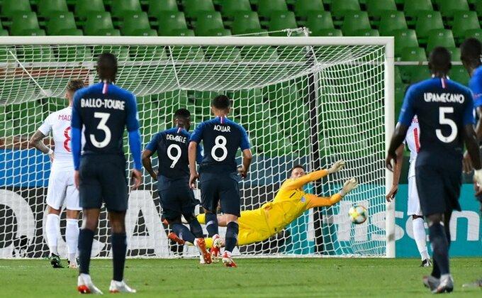 EP (U21) - Fodenova magija nedovoljna Englezima, preokret Francuza sa igračem više i odlični Srđan Jovanović!