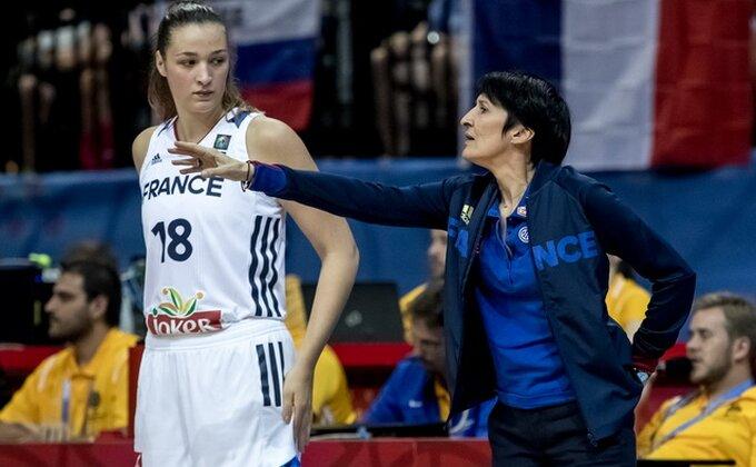 Košarkašice Francuske i Španije u polufinalu EP