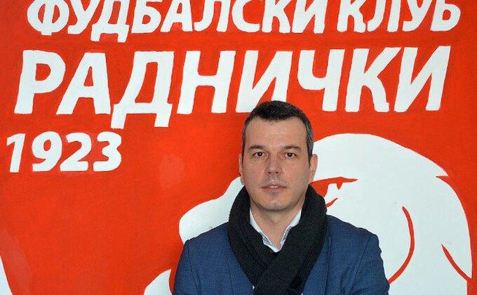 Kragujevački Radnički počeo pripreme, jači za novog sportskog direktora!