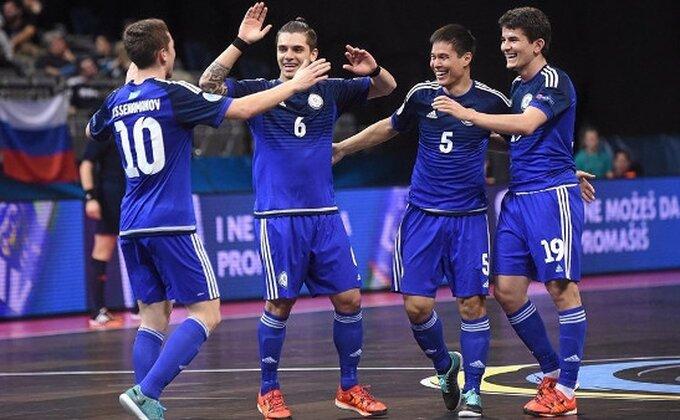 Šampion ide kući, Kazahstan u polufinalu!
