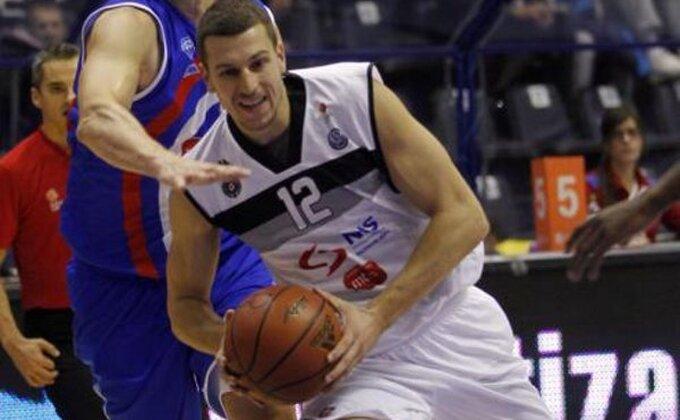 Partizanov kapiten: ''Sjajna uvertira za Zadar!''