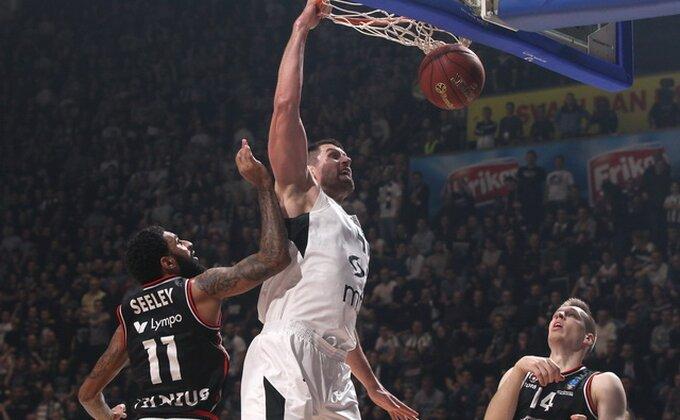 Drama! Ritas izdržao pakao ''Pionira'', Partizan eliminisan u poslednjoj sekundi!
