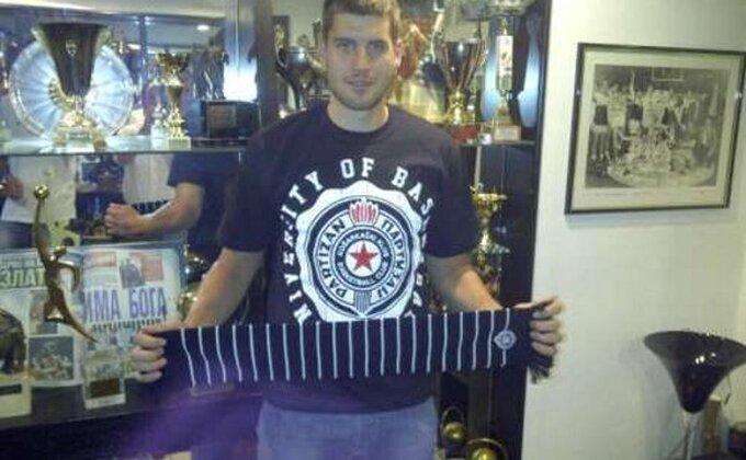 Partizan doveo Gagića iz Hemofarma!