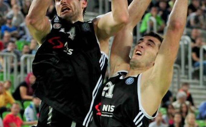 Partizan - Nova pobeda kao najava uspešnije 2015!
