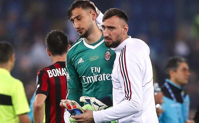 """Milan ima pet golmana i nijednu ponudu za """"broja jedan""""!"""