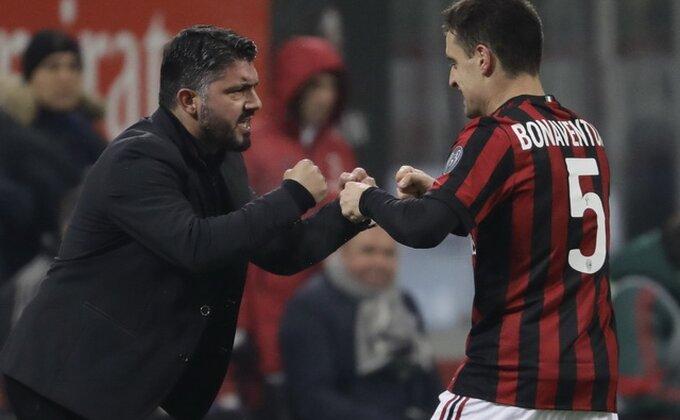 Svanulo je i Milanu, a njega je Gatuzo preporodio!