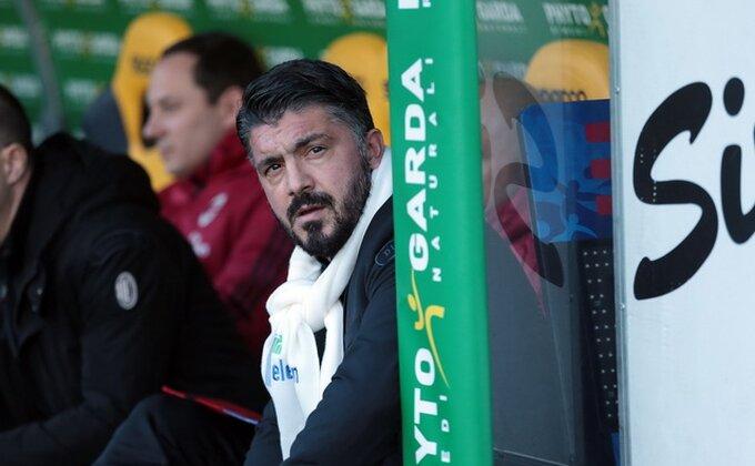 """Večeras """"Madonina"""", prva i poslednja trenerska za Gatuza? Milan našao trenera?"""