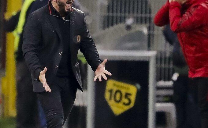 Konačno malo dobrih vesti za Gatuza i Milan!