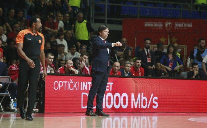 Gavrilović zadovoljan pobedom u Zagrebu, objasnio zbog čega je Evroliga lakša od ABA!