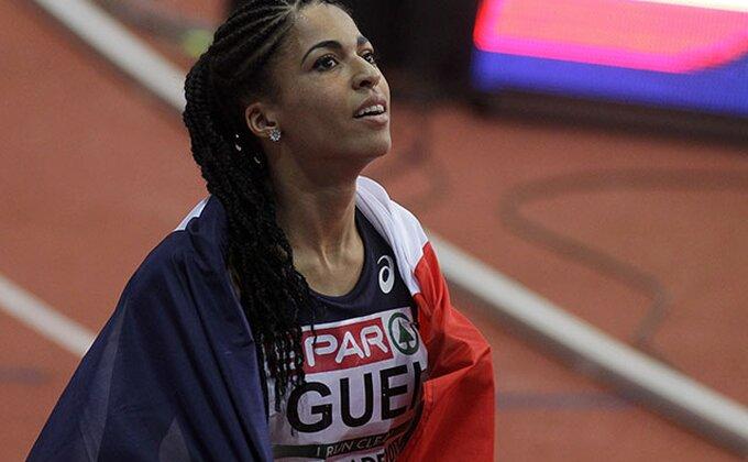 Francuskinja Gej osvojila zlato u trci na 400 metara
