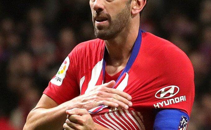 Najuspešniji stranac u istoriji Atletiko Madrida, a napušta klub!
